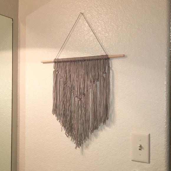 Other | Yarn Wall Decor | Poshmark